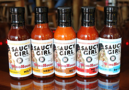 winghouse sauce variety pack