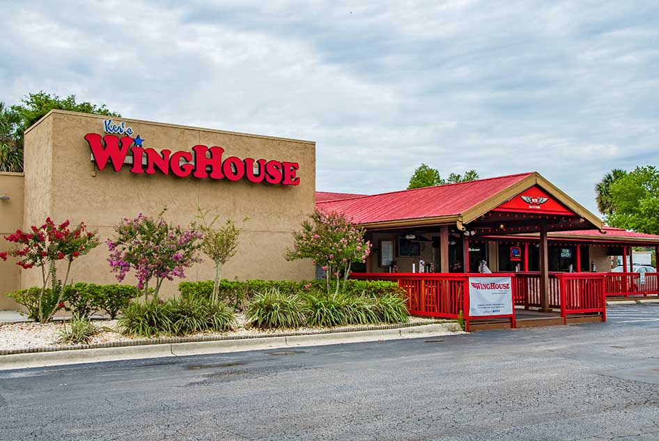 Sanford Winghouse location