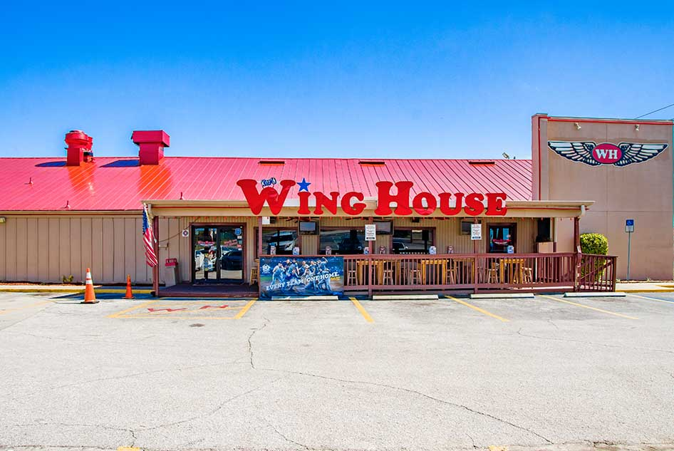 New Port Richey Winghouse location