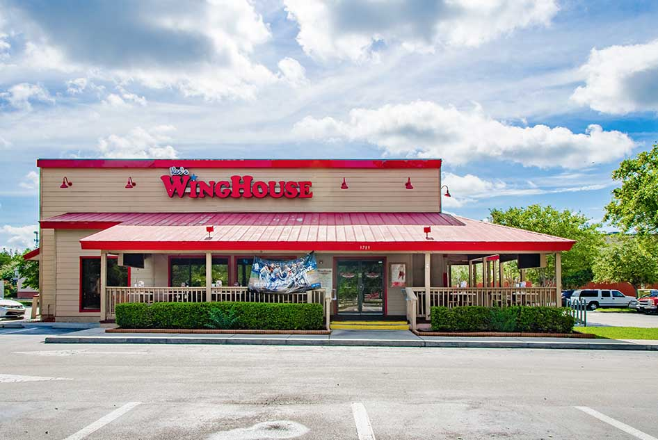 Kirkman Winghouse location