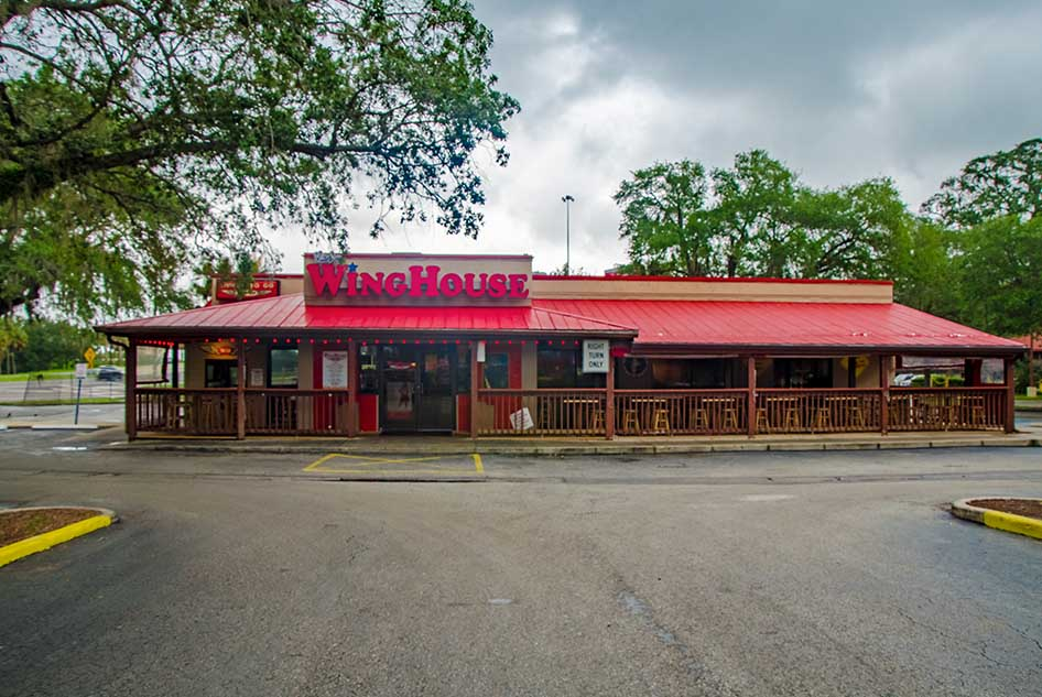 Brandon 301 (Fairgrounds) Winghouse location