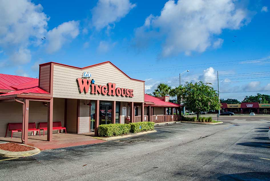 Brandon Highway 60 Winghouse location
