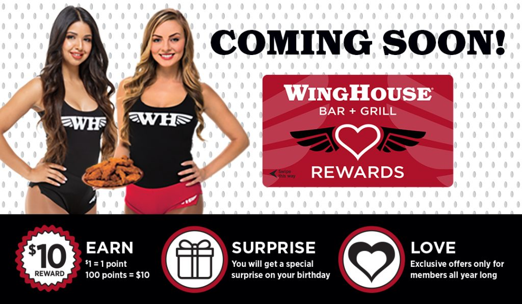 WingHouse Rewards Coming Soon!