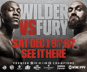 Boxing PPV Wilder vs. Fury
