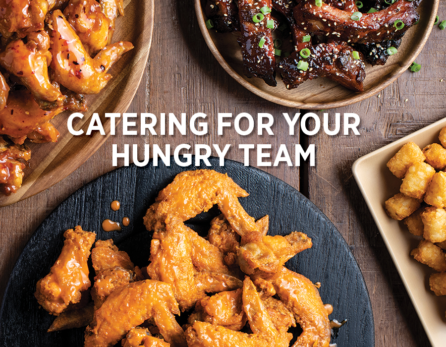 Catering banner