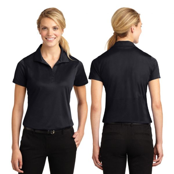 Women's Polo Shirt with embroidered Winghouse logo