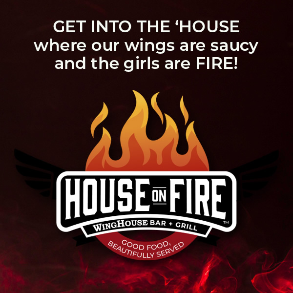New winghouse sauce - House of Fire