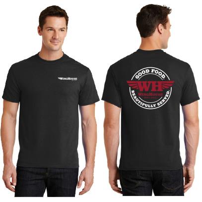 Men's Logo'd screenprint shortsleeve Tshirt